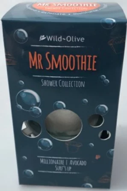 Wild Olive Mr Smoothie Shower Collection