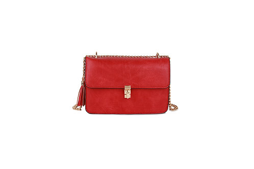 Women's Chain Strap Hand Bag 2123