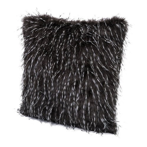 EMU Feather Effect Cushion (Faux)