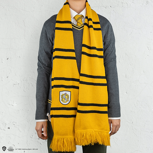 Harry Potter Hufflepuff Scarf - Classic Edition