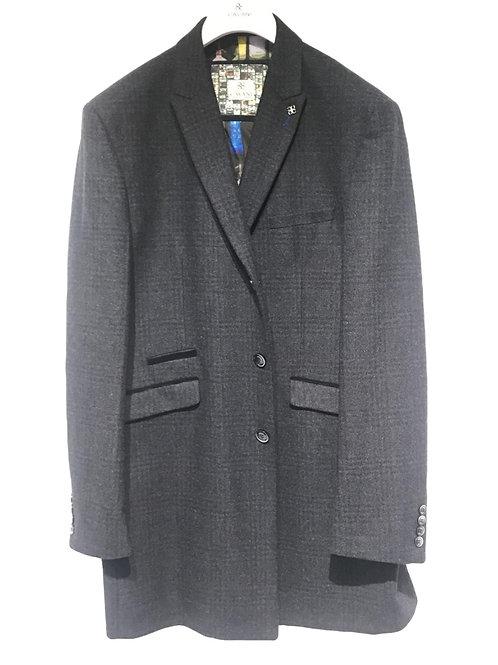 Cavani Danilo Navy Tweed Jacket