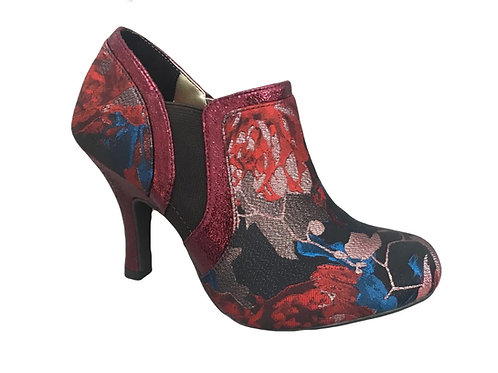 Ruby Shoo Juno Russet Shoe Boot