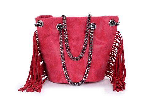 Women's  Fringe Hand Bag ux-830
