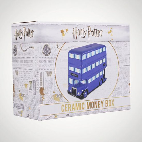 Harry Potter Knight Bus Moneybox
