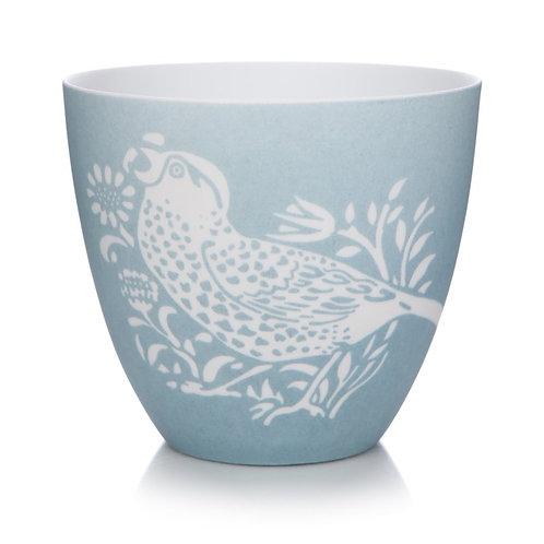 William Morris - Porcelain Votive