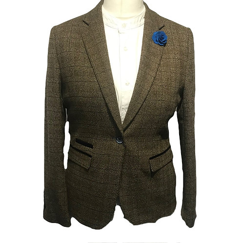 Cavani Ascari Tweed Ladies Jacket