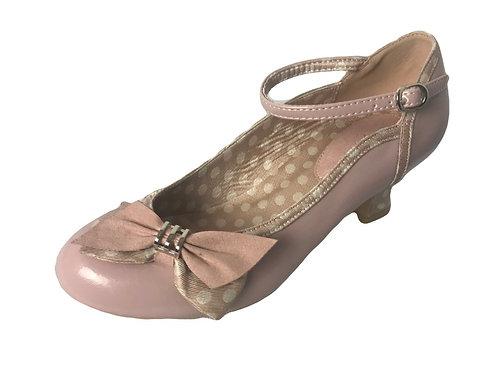 Ruby Shoo Cordelia Mink Court Shoe