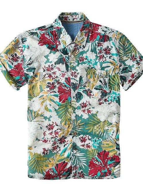 Joe Browns Washed Floral Shirt