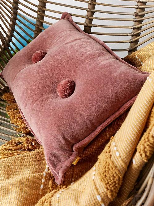 Joe Browns Velvet Boudoir Cushion