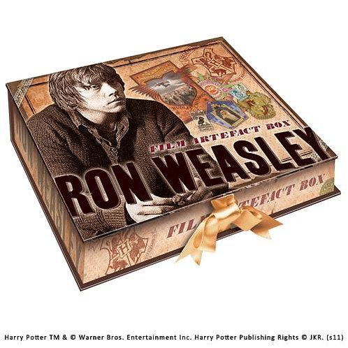 Harry Potter Ron Artefact Box