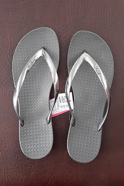 Coloko Flip Flops Pewter