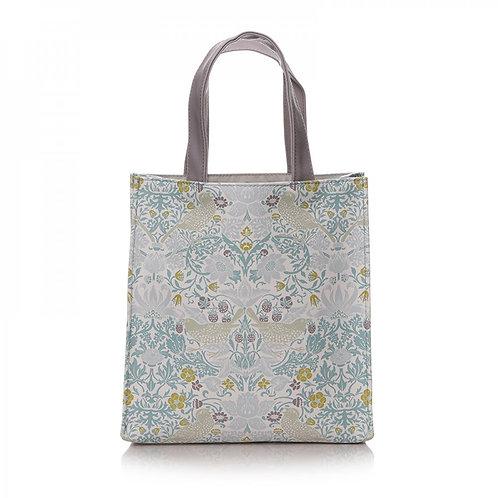 William Morris - Small Shopper Bag - Strawberry Thief