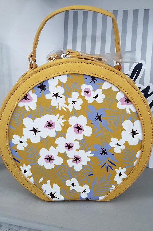 Ruby Shoo Alberta Round Handbag
