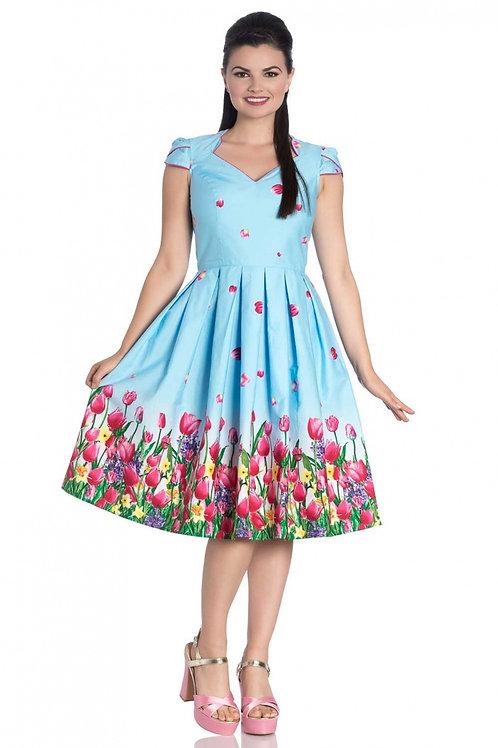 Hell Bunny Angelique 50's Dress