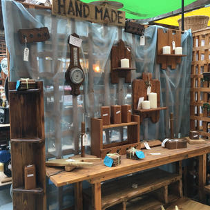 Handmade Wooden Furniture & household ware A11