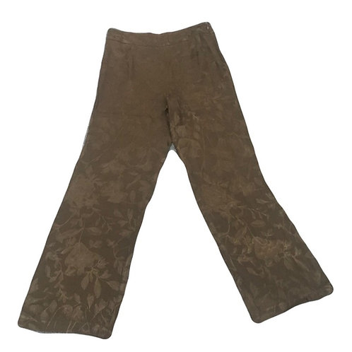 Joe Browns Jacquard Print Black Trousers