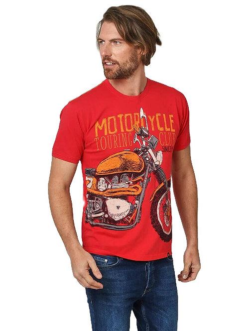 Joe Browns Motorcycle Club Tee Shirt