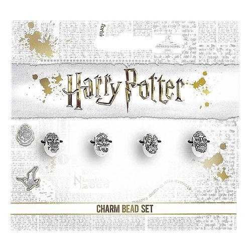 Harry Potter  Death Eater Masks Charm Set