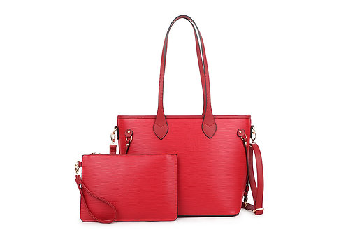 Women's 2 Piece Shoulder Bag & Handbag 18859