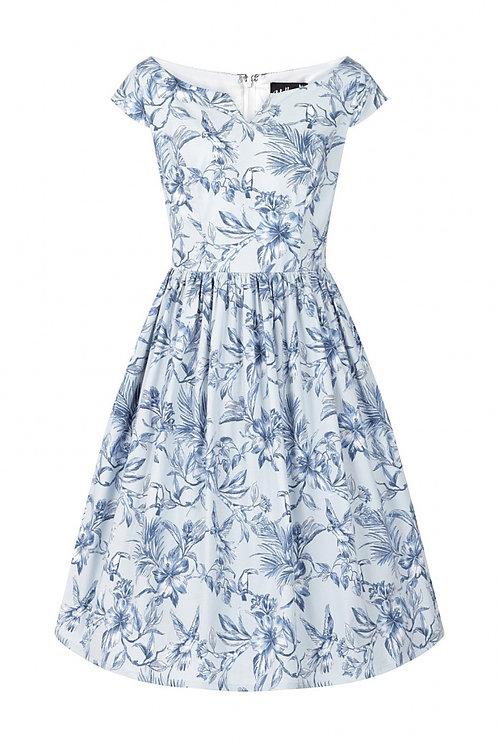 Hell Bunny Brasilia 50's Dress