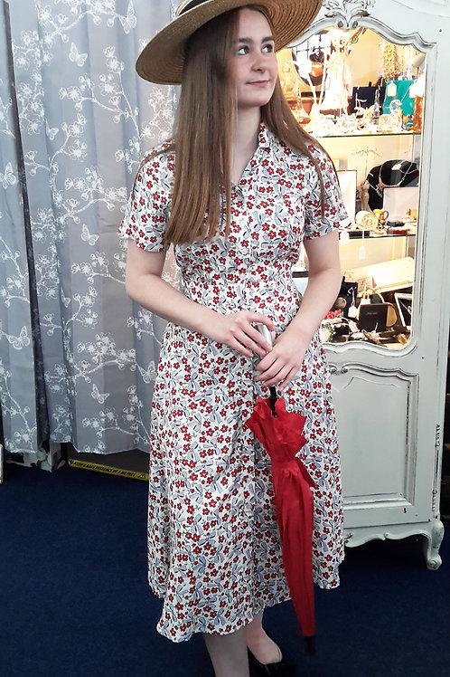 Pretty Vacant Joni Bows Dress