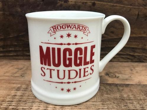 Harry Potter Mug -Muggle Studies