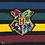 Thumbnail: Harry Potter Hogwarts Scarf - Classic Edition