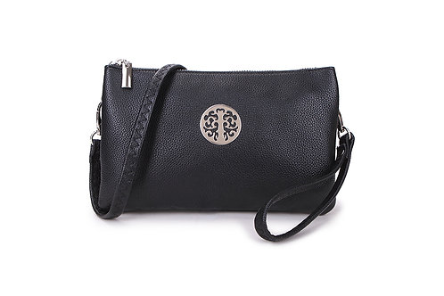 Women's Medium Clutch, Wristlet, Shoulder,Cross-Body Bags 23321