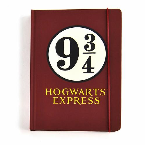 Harry Potter A5 Notebook - Hogwarts Express