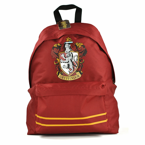Harry Potter Rucksack Bag - Gryffindor