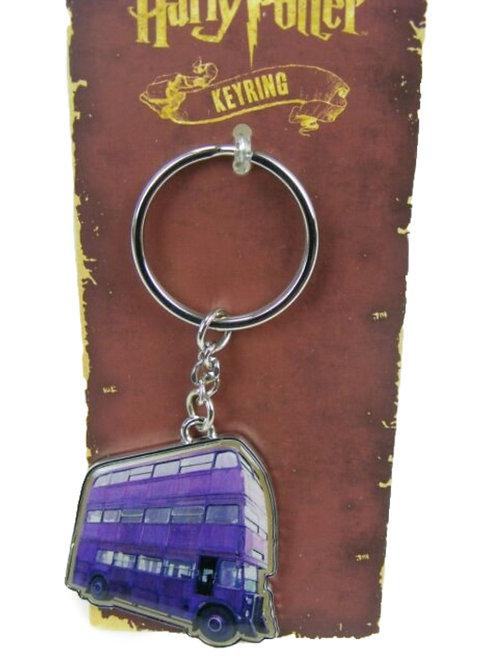 Harry Potter Knight Bus Keyring