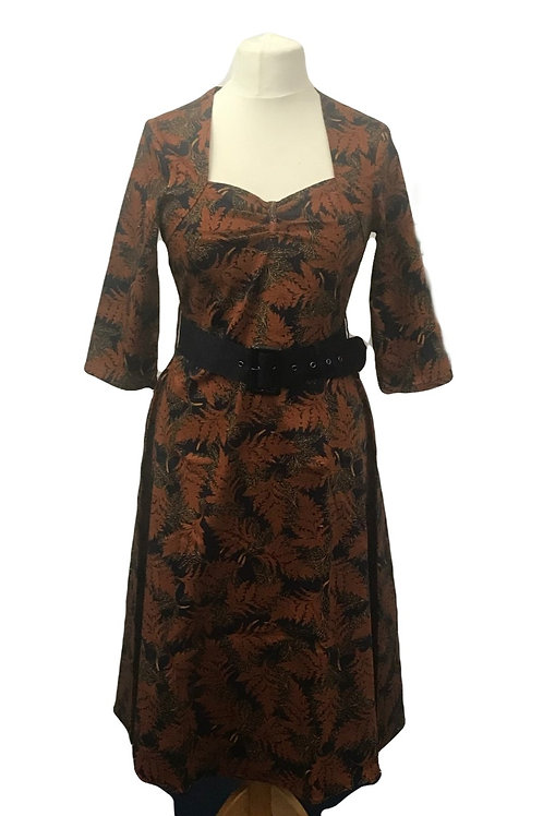 Joe Browns Crisp Leaves Dress