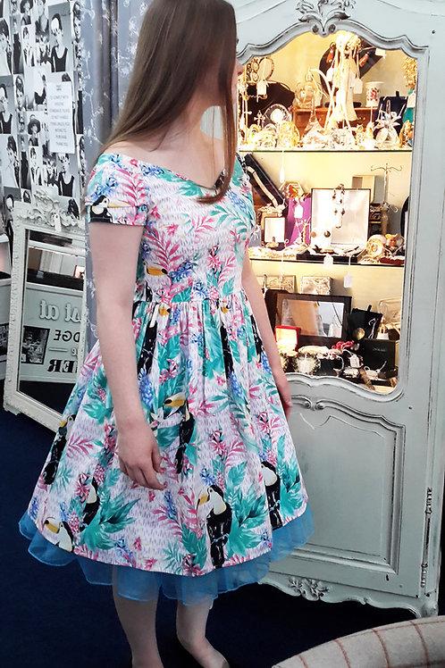 Hell Bunny Raphaella Dress