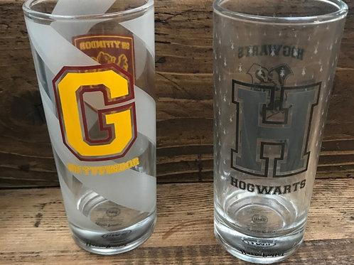 Harry Potter Pair Glasses Gryffindor & Hogwarts