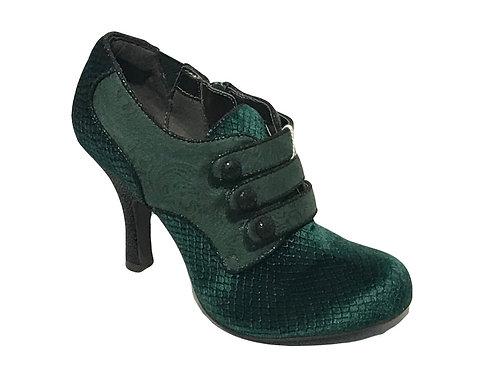 Ruby Shoo Octavia Green Shoe Boot