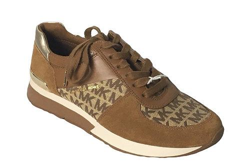 Michael Kors Allie Camel Sneakers
