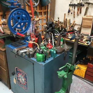Vintage Tools & Machinary