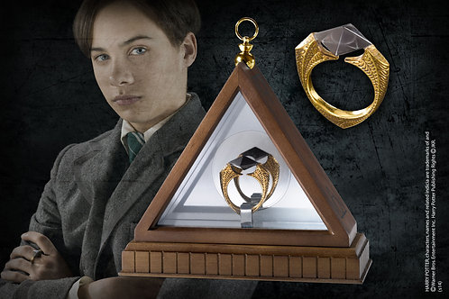 The Horcrux Ring Display