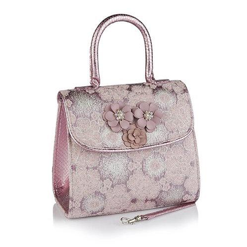 Ruby Shoo  Valetta Lilac Handbag