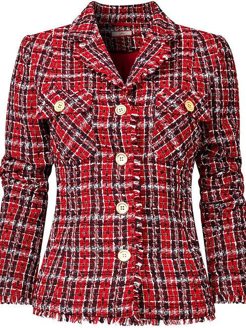 Joe Brown's Chic Check Jacket