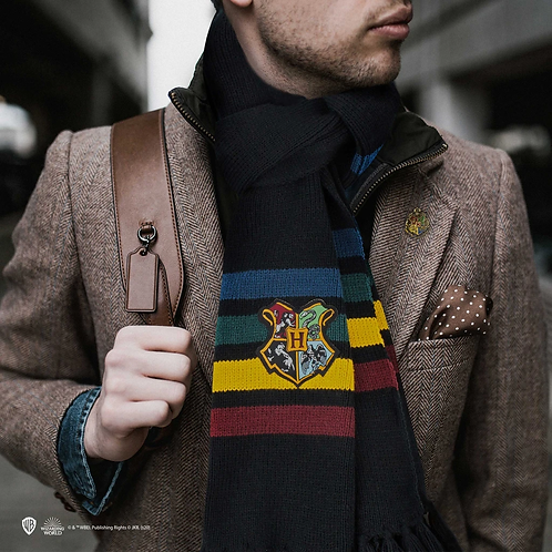 Harry Potter Hogwarts Scarf - Classic Edition