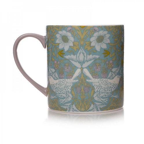 William Morris Mug - Strawberry Thief