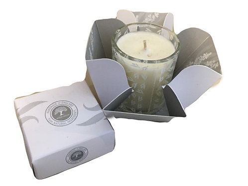 Wild Olive Luxury Glass Candle - White Fig