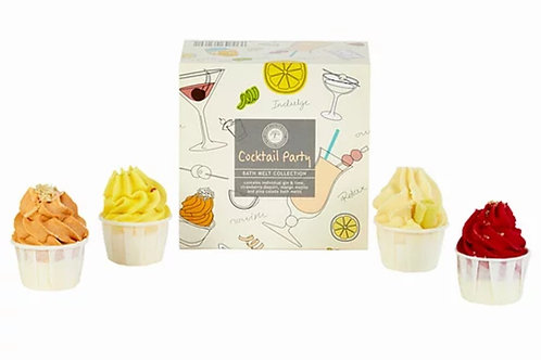 Wild Olive Bath Melts Cocktail Collection