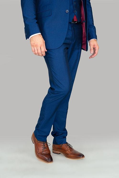 Cavani Ford Blue Suit Trousers