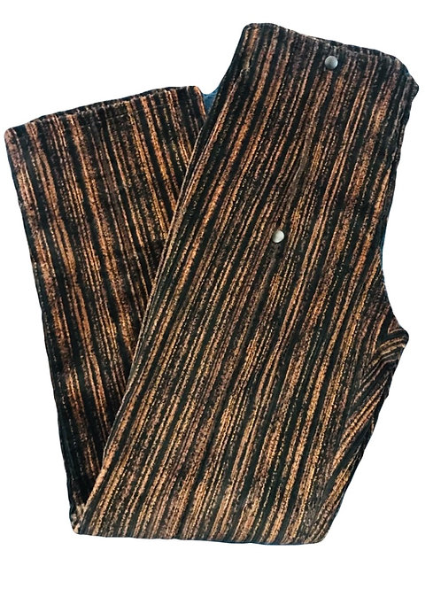 Steam Punk Imperial Cord Trousers