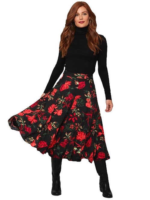 Joe Browns Fascinating Florals Skirt
