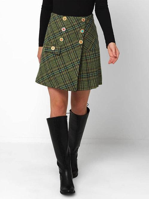 Joe Browns New Favourite Check Skirt