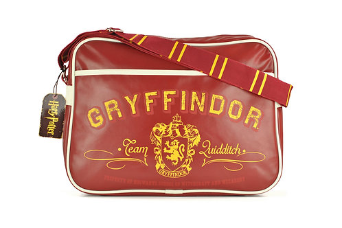 Harry Potter Retro Messenger Bag - Gryffindor