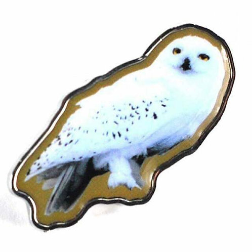 Harry Potter Pin Badge Hedwig